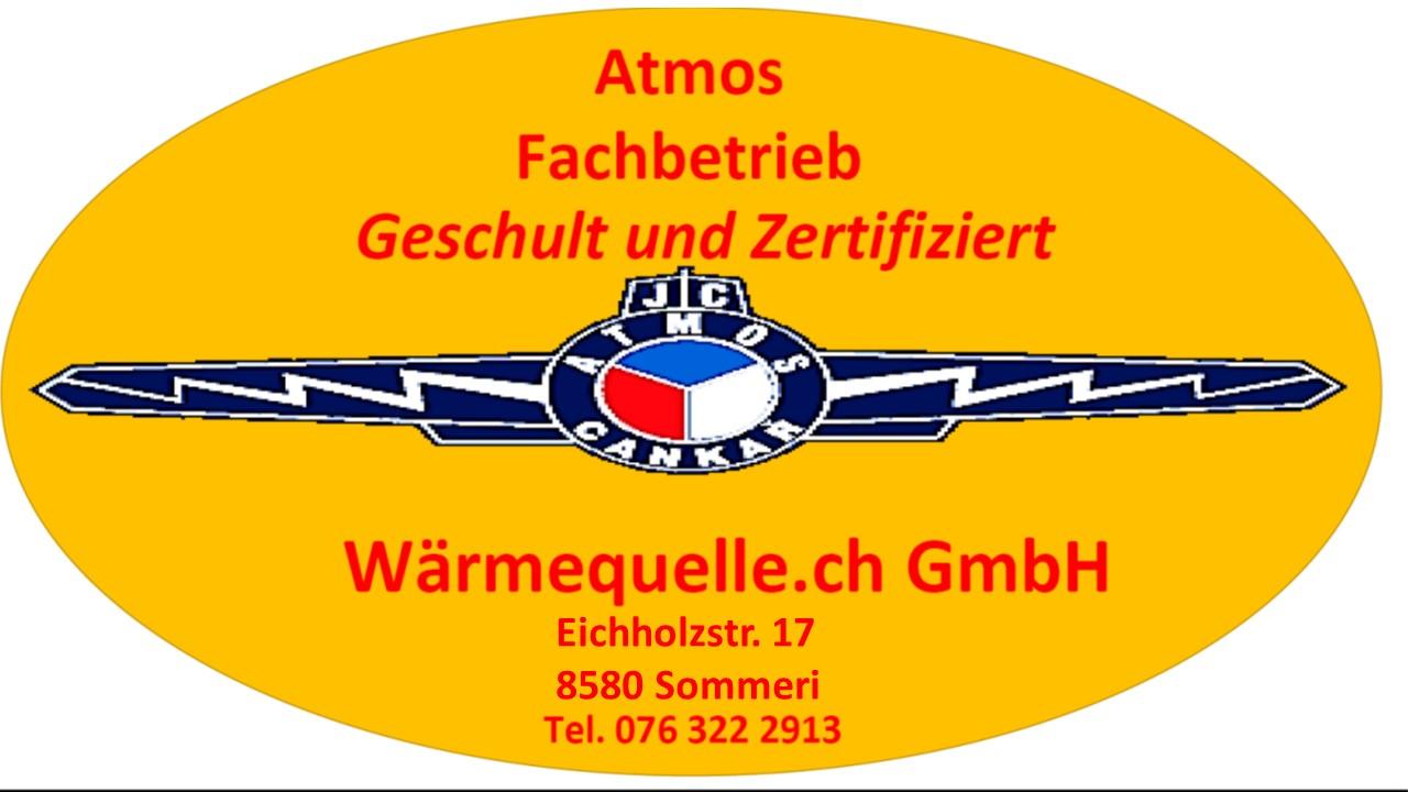 Atmos Generalvertretung Schweiz-Logo